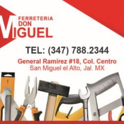 Ferretería Don Miguel